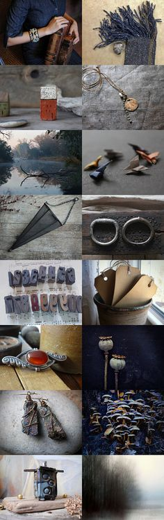 Moody Blues by Rose Baker on Etsy--Pinned with TreasuryPin.com