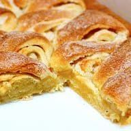 Danish Dessert, Danish Food, Sweet Recipes, Cake Recipes, Pasta, Mini Desserts, Sweet Cakes, Stick Of Butter, Yummy Cakes
