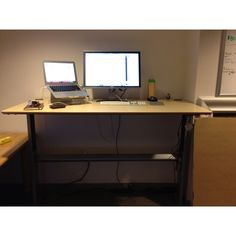 Standing Desk Workstation Costco Stand Up Type 32