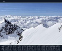 Edizioni A. Milani, Mount Everest, Calendar, Mountains, Nature, Travel, Sign, Google, Fotografia