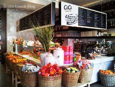 Bento Lunch Blog: CoCo banh mi deli - Vietnamesisches Baguette / Sandwich, Berlin
