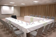 Conference facilities at Le Franschhoek Hotel & Spa