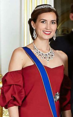 Princess Claire of Luxembourg Born: Claire Margareta Lademacher Age: 30 Married: Prince Félix of Luxembourg Child(ren): Princess Amalia of Nassau