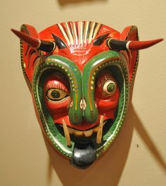 masks of mexico | Recent Photos The Commons Getty Collection Galleries World Map App ...