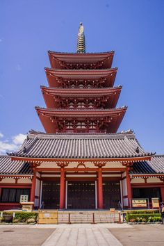Sensoji Temple One Of Those Unmissable Things To Do In Asakusa Tokyo Japan