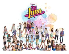 """soy luna"" by maria-look on Polyvore featuring Mus"