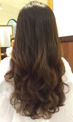 How To Perm Hair - Partial Digital Perm