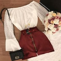 Summer Fashion Outfits, Casual Summer Outfits, Classy Outfits, Stylish Outfits, Beautiful Outfits, Corporate Attire, Crop Top Outfits, Clothing Hacks, Modern Outfits