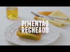 Pimentão recheado | Dicas de Bem-Estar - Lucilia Diniz - YouTube