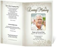 A free to download funeral program template microsoft word in c mom and dads memorial program maxwellsz