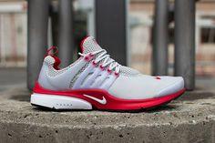 Image of Nike Air Presto Grey/Red