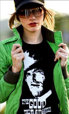 The Good - The Bad - The Ugly T-Shirt - Logoshirt