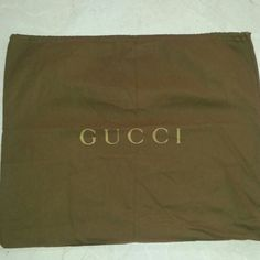 "Gucci Dust Bag 25.5Wx21""L Gucci Other"