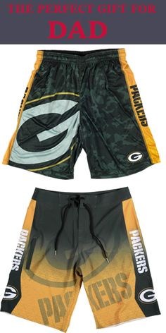Green Bay Packers Shorts | Green Bay Packers | NFL