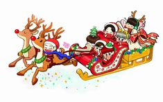 Got7 Fanart, Bowser, Chibi, Merry Christmas, Fan Art, Fictional Characters, Twitter, Noel, Merry Little Christmas