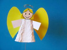 A Patchwork Life: Angels and other things - #makeanativity