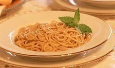 Spaghetti al chipotle