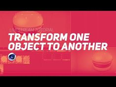 Easily Transform One Object Into Another In Cinema 4D With Transform   Greyscalegorilla