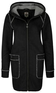 #Mymo #Damen #myMO #Mantel #schwarz - Mantel Dieser schlichte Mantel für Damen…