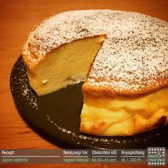 No Bake Desserts, Dessert Recipes, Baking Desserts, Bulgur Recipes, Gluten Free Cheesecake, Hungarian Recipes, Sweet Cakes, Street Food, Sweet Recipes