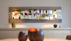 Abstract Paintings Serge | Abstracte schilderijen