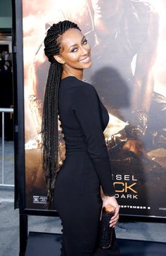 Keri Hilson Photos: 'Riddick' Premieres in LA — Part 3
