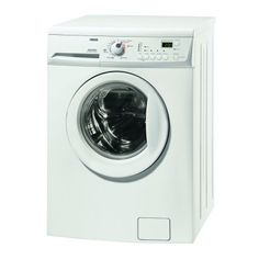 Zanussi ZWJ14591W Washing Machine Free Standing White