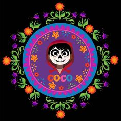 Moana Birthday Party, 4th Birthday Parties, 2nd Birthday, Coco Disney, Disney Day, Mexican Halloween, Fall Halloween, Movie Themes, Party Themes