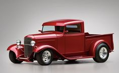 1932 Ford Custom Roadster Pickup - Car Pictures......