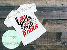 I Like Girls With Top Knots-Cute Boy Shirts by VYCustomBoutique