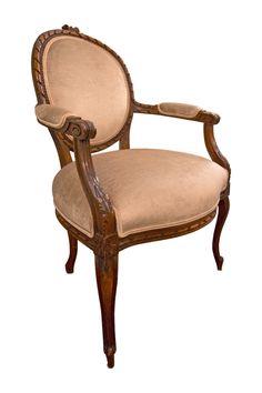 Louis IV Side Chair
