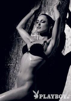 Tina V. Cavazza, Sanjsko dekle, Playboy Slovenija, julij 2007