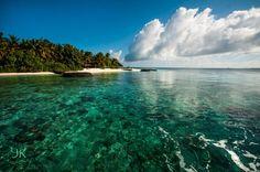 Emerald Purity. Kuramathi Resort. Maldives by Jenny Rainbow on 500px