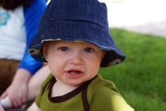 Free Bucket Hat Sewing Pattern from Muse of the Morning