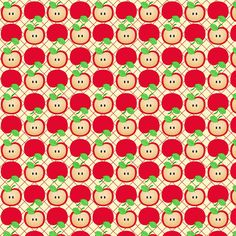 Fundos Variados 18 - Minus Iphone 6 Wallpaper, Cool Wallpaper, Pattern Wallpaper, Background Clipart, Paper Background, Apple Theme Parties, Paper Scrapbook, Paper Fruit, Fruit Nail Art