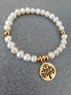 Diy Jewelry Unique, Boho Jewelry, Bridal Jewelry, Jewelry Crafts, Jewelry Design, Fashion Jewelry, Diy Bracelets With String, Summer Bracelets, Handmade Bracelets