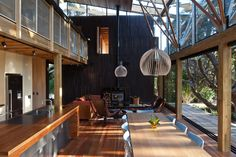 2012: Herbst Architects' Under Pohutukawa - Homes To Love