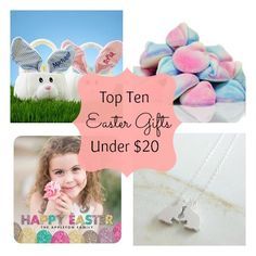 Top Ten Easter Gift Ideas Under Twenty Dollars