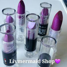 Shipping Worldwide  Envíos a todos los paises  Purple Lipstick 4€. Pintalabios Morado 4€. Available on my Etsy shop https://www.etsy.com/es/shop/Livmermaid Envíos el mismo dia que se realiza el pago.