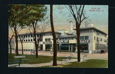 Mason City, Iowa, 1913, Park Inn,  Frank Lloyd Wright  |  sold for $67.99