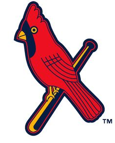 St Louis Cardinals Alternate Logo 1948
