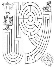 Image result for come unto christ maze