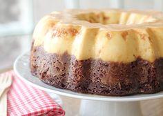 Chocoflán o tarta imposible, receta paso a paso