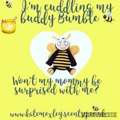 "1 Likes, 1 Comments - Independent Scentsy Consultant (@scentsymoxley) on Instagram: ""Do you know this song 🎶 🐝 Meet Bumble 🐝 #BrandNewBuddy #Scentsy #Spring #Scented #Fragrance…"""