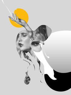 Love & Hate by Anthony Neil Dart, via Behance