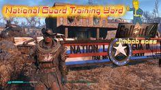 Fallout 4 EP 7 National Guard Training Yard