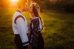 ~ june, 2016 ~ …and their amazing wedding video, made with love by 🙂 Traditional Wedding, Traditional Outfits, Romanian Wedding, Engagement Photography, Wedding Photography, Ethnic Diversity, Super Images, Gods And Goddesses, Simple Weddings