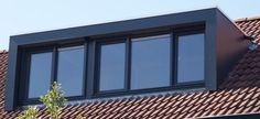 Loft Conversion Windows, Loft Conversion Extension, Loft Conversion Design, House Roof Design, House Extension Design, Dormer Roof, Dormer Windows, Rainscreen Cladding, Dormer Bungalow