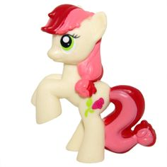 G4 My Little Pony Reference - Roseluck (Friendship is Magic)