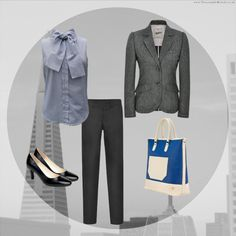 Office outfits - Made in Britain